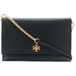 Tory Burch♥️NEW♥️Kira clutch black bag